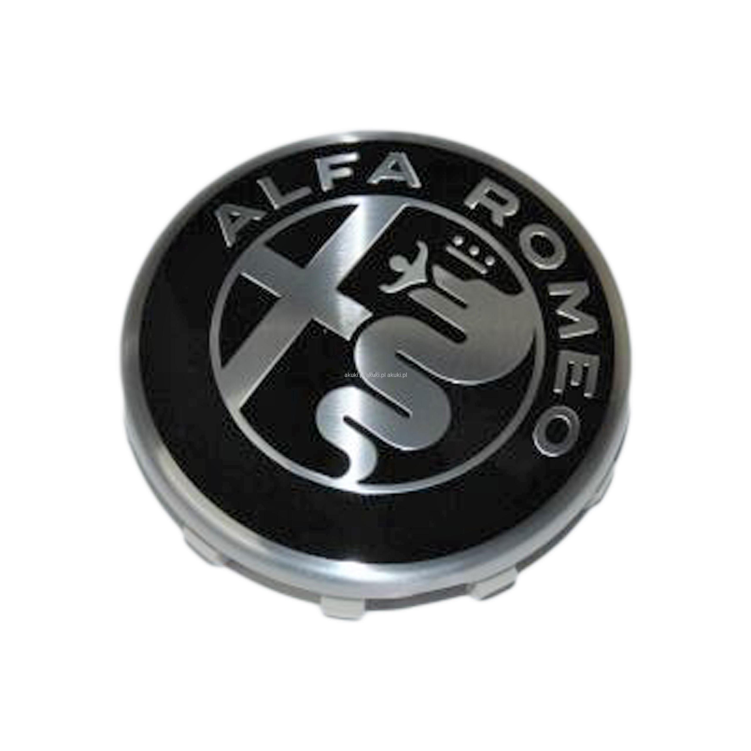 Kołpak Koła Alu Alfa Romeo Giulia Stelvio Giulietta