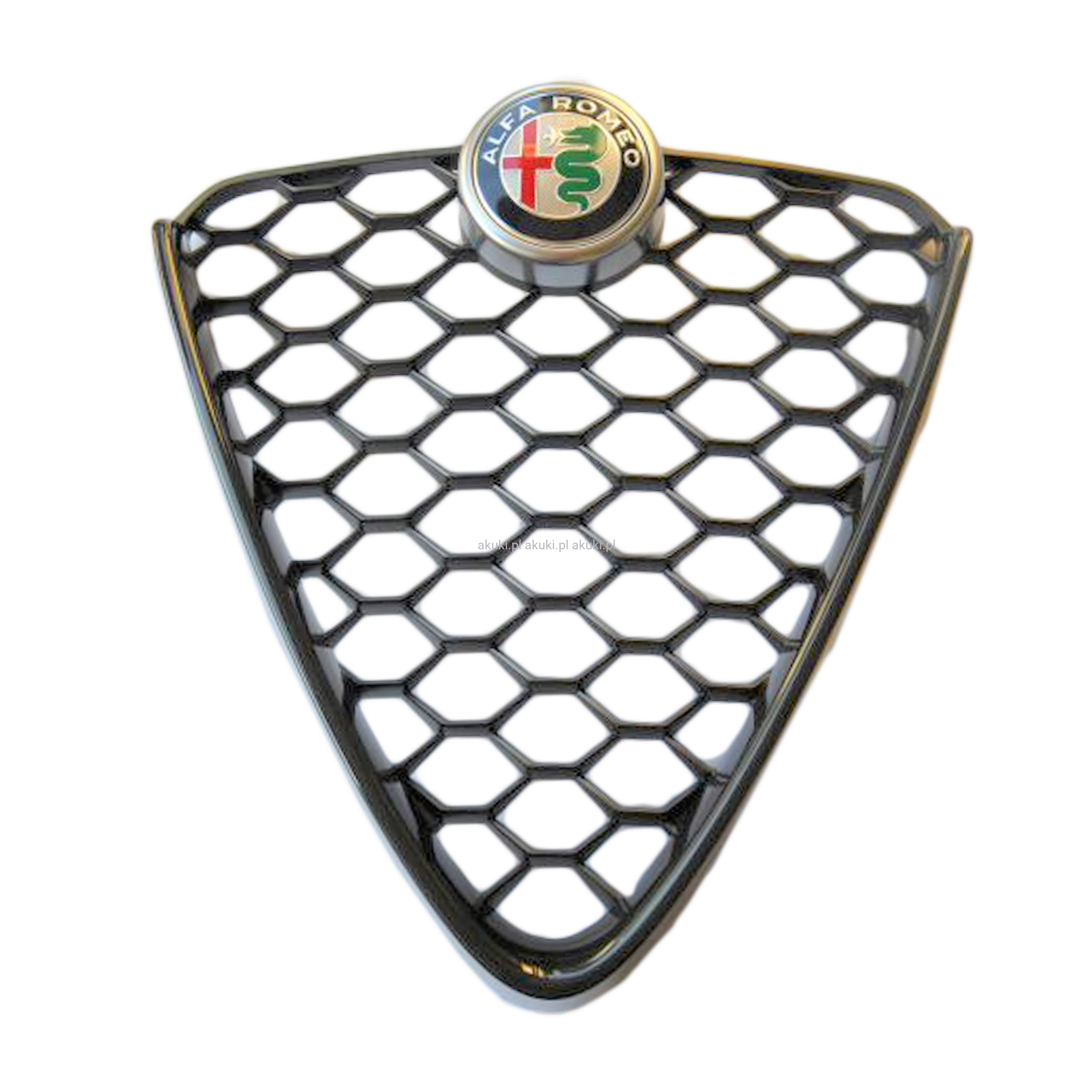 Atrapa Zderzaka Czarna Alfa Romeo Giulia