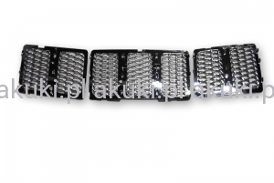 KRATKI ATRAPY CHROM JEEP GRAND CHEROKEE 14-