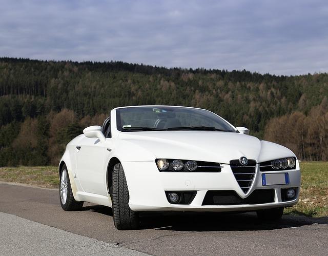 Alfa Romeo części oryginalne